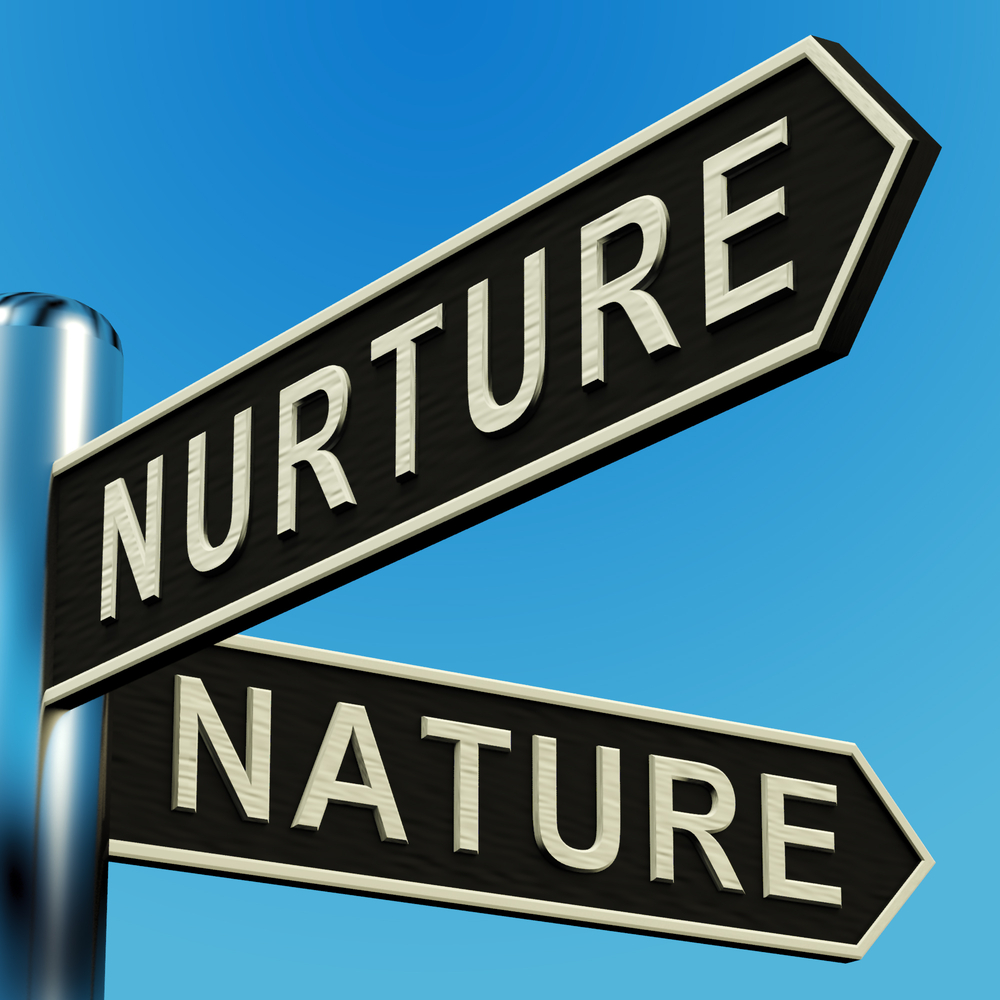 "a study on the nature vs nurture debate The study was hailed in media outlets around the world as an example of moving beyond the old ""nature versus nurture"" debate and instead revealing how something as complex as depression arises from the interaction of nature and nurture."